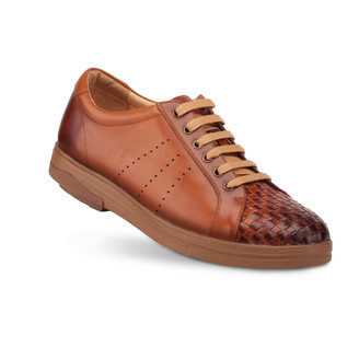 BeigeBrown Men's Jai Casual Shoes