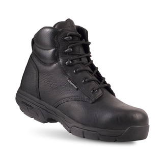 Black Men's Vincent Boots