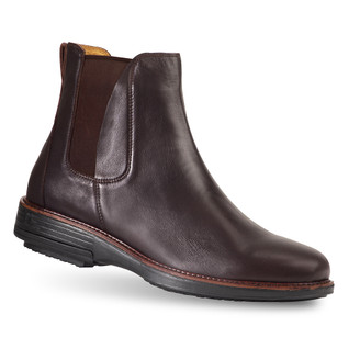 Brown Men's Maccallan Brown Dress Boots