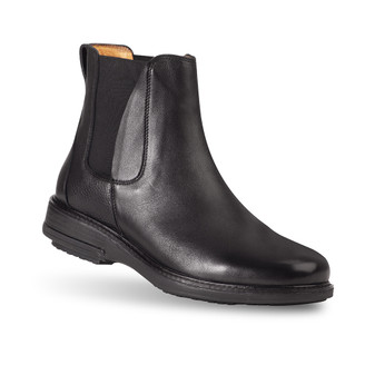 Black Men's Maccallan Black Dress Boots