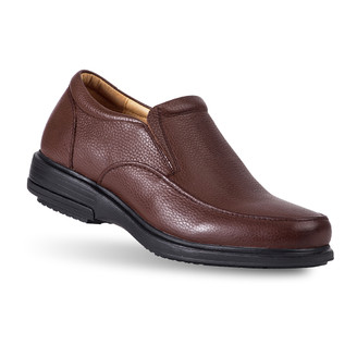 Brown Men's Woodford Brown Dress Loafers
