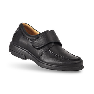 Black Men's Lucca Black Dress Shoes