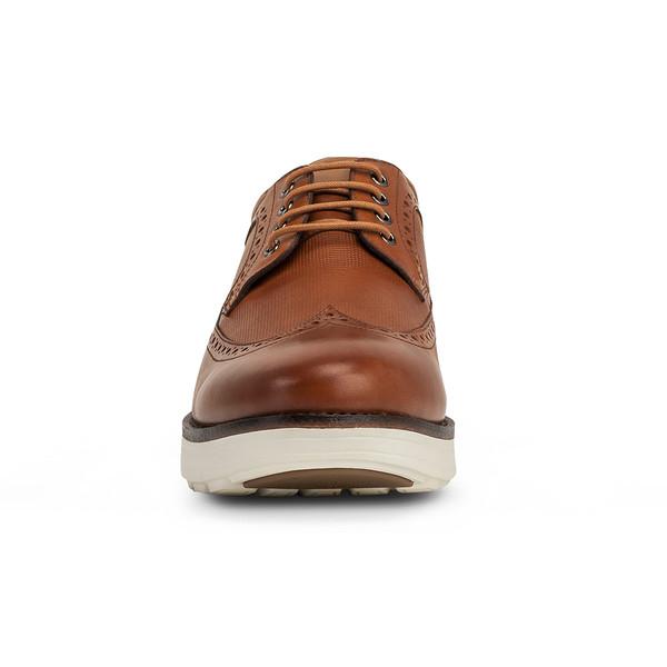 men's Morteson brown oxford angle-5