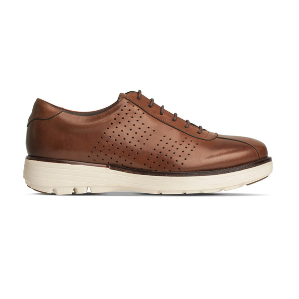 mens Winton brown casual angle-2