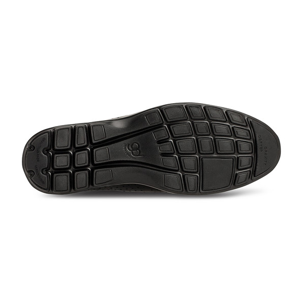 men's Winton black casual angle-3
