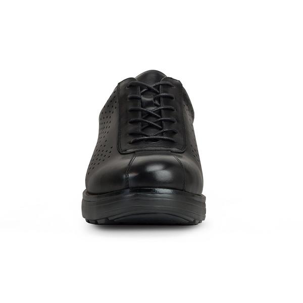 men's Winton black casual angle-5