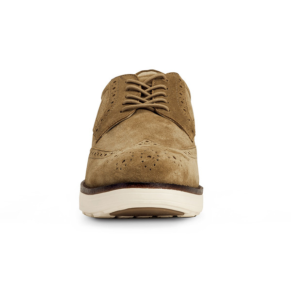 men's Aspen brown oxford angle-5