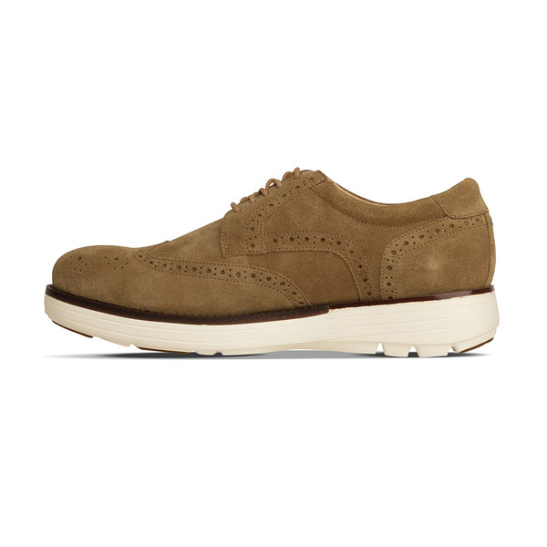 men's Aspen brown oxford angle-7