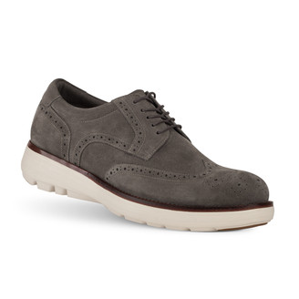 TB8150G ASPEN GRAY OXFORD