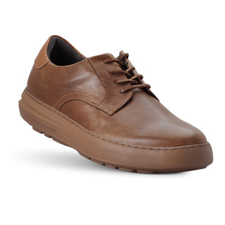 TB8159B MEN'S oskar Brown SHOE