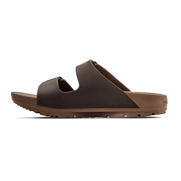 photo of men's upbov brown sandals angle -7