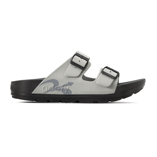 photo of men's upbov gray sandals angle -2