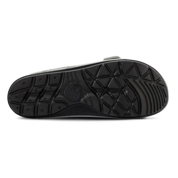 photo of men's upbov gray sandals angle -3