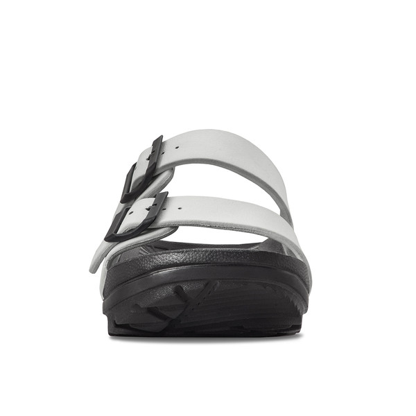 photo of men's upbov gray sandals angle -5