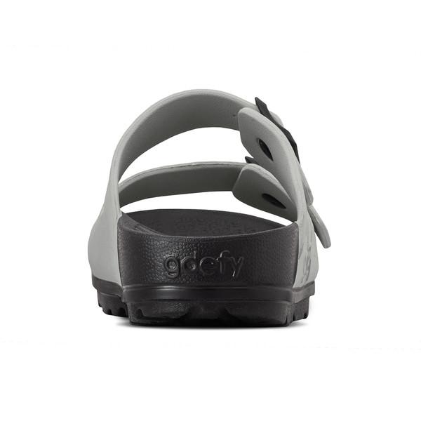 photo of men's upbov gray sandals angle -6