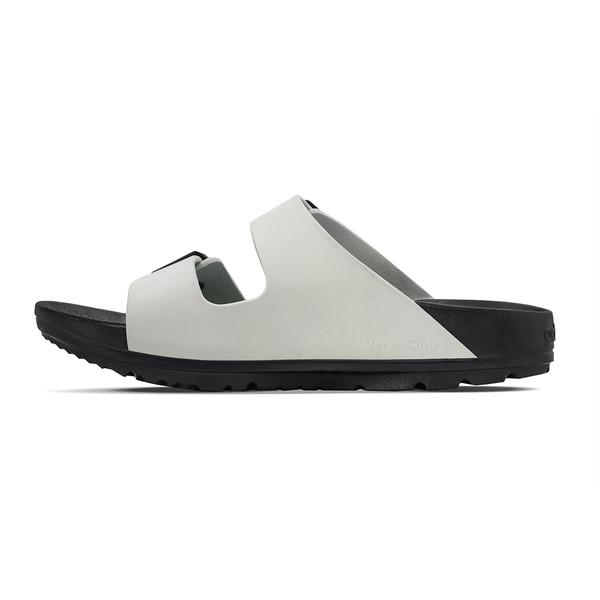 photo of men's upbov gray sandals angle -7