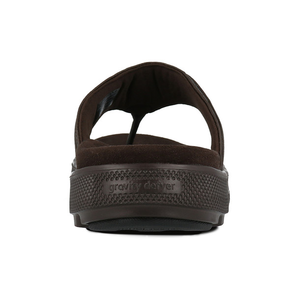 men's tully brown sandals angle-6
