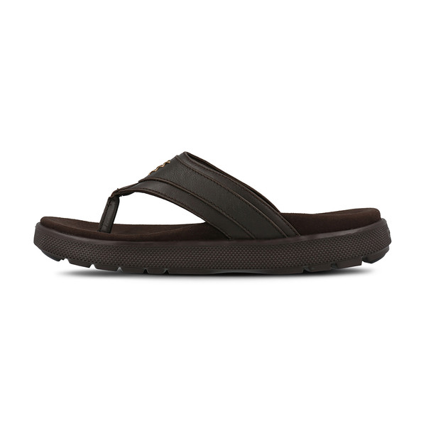 men's tully brown sandals angle-7