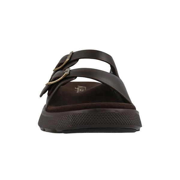 men's heston brown sandals angle-5