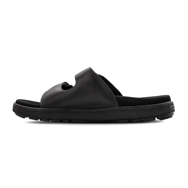 men's heston black sandals angle-7