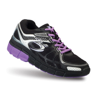 womens Super Walk black-purple-3
