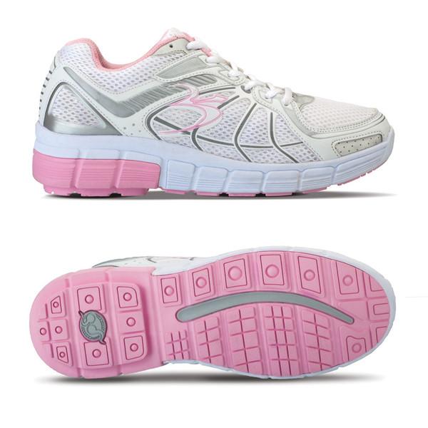 womens Super Walk white-pink-5