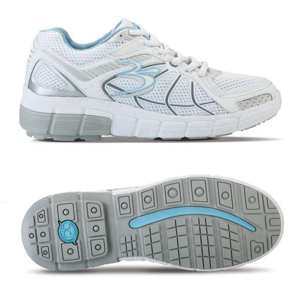 womens Super Walk white-blue-5
