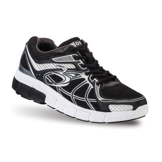 mens Super Walk black-white-3