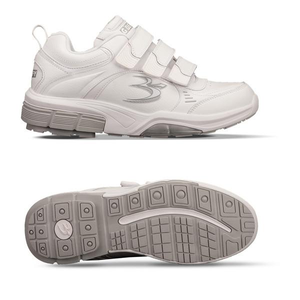 womens Extora white-gray-5
