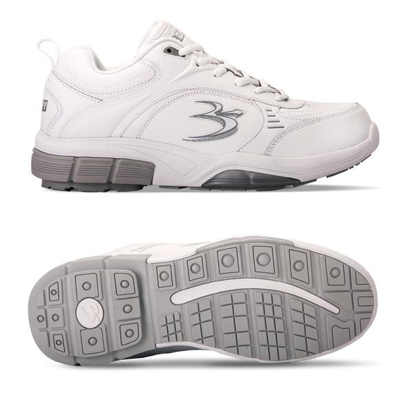 womens Extora II white-gray-5