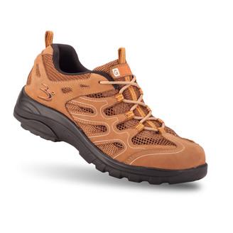 Beige Women's G-Defy Airo Athletic Shoes