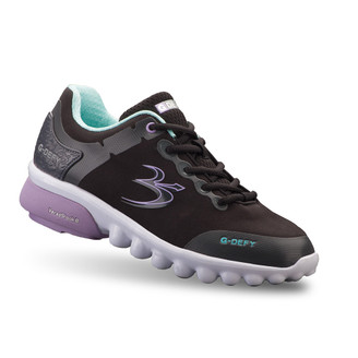 Black Women's G-Defy Gamma-Ray Athletic Shoes