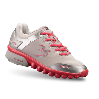 GrayRed Women's G-Defy Gamma-Ray Athletic Shoes