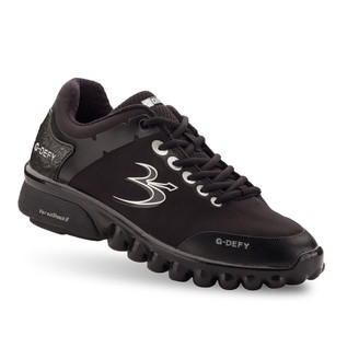Black Men's G-Defy Gamma-Ray Athletic Shoes