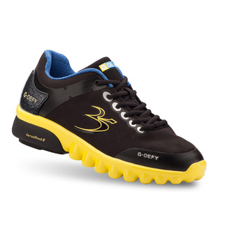 BlackYellow Men's G-Defy Gamma-Ray Athletic Shoes