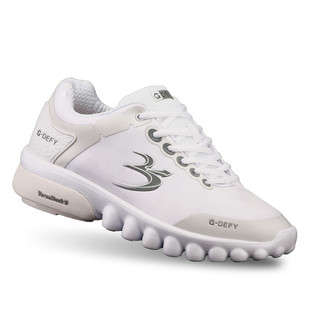 White Men's G-Defy Gamma-Ray Athletic Shoes