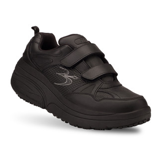 womens Iokia II Black Athletics-2