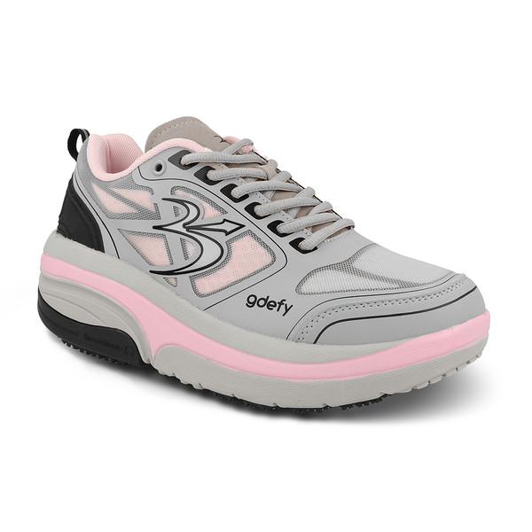 womens Ion gray-pink Athletics-2
