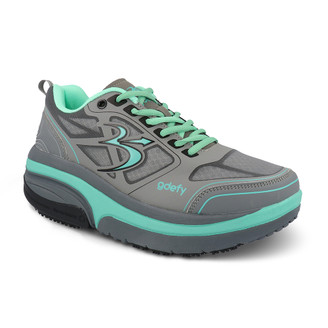 womens Ion gray / teal Athletics-3