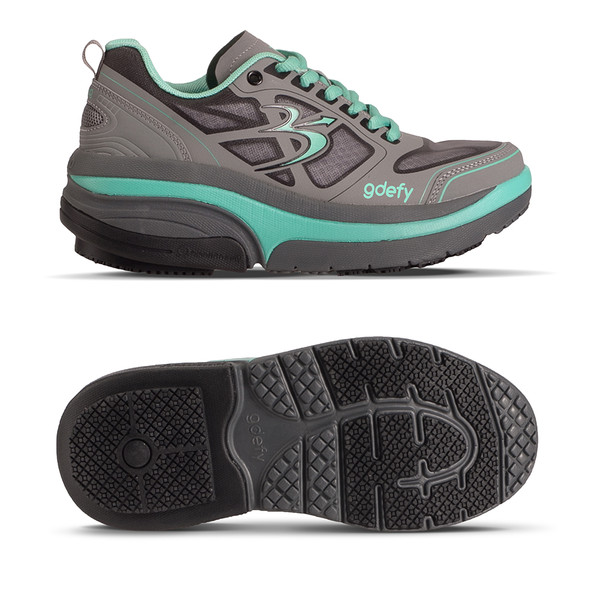 womens Ion gray-teal Athletics-3