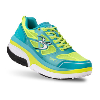 BlueMulti-ColoredYellow Women's G-Defy Ion Athletic Shoes