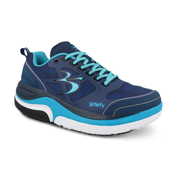 Men S Blue Ion Athletic Shoes Gravitydefyer Com