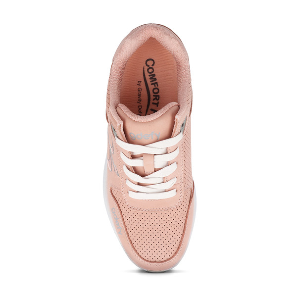womens orion pink-white Athletics-2