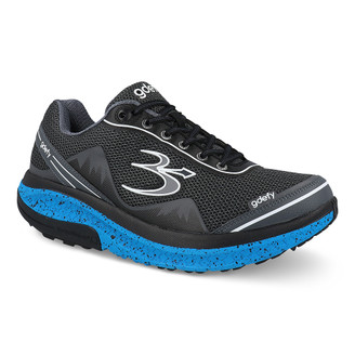BlackBlue Men's G-Defy Mighty Walk Athletic Shoes
