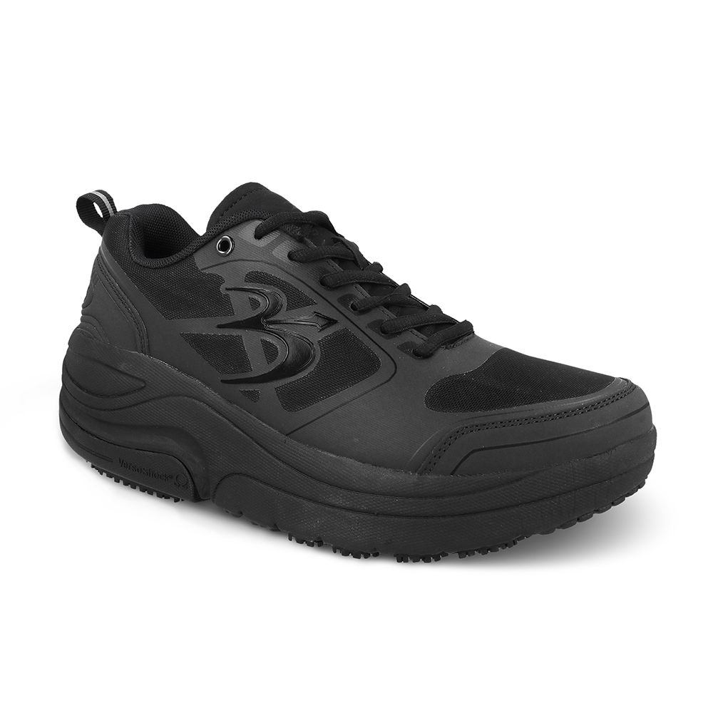Women's G Defy Ion Black Athletic Shoes
