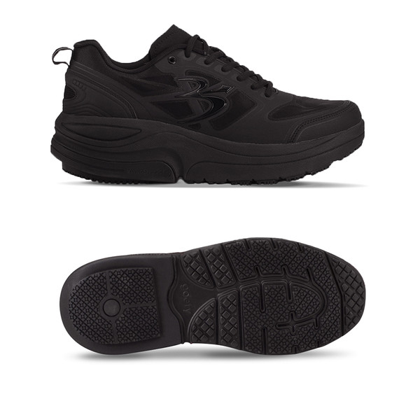 Black Men's G-Defy Ion Athletic Shoes