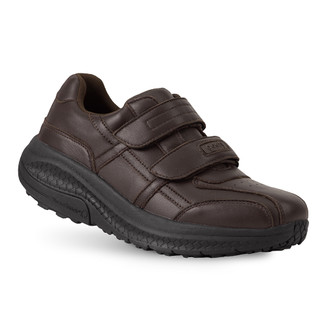 Men's Cloud Walk-Brown Angle-2