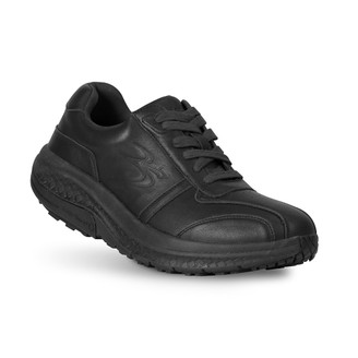 Women's Cloud Walk Black Angle-2