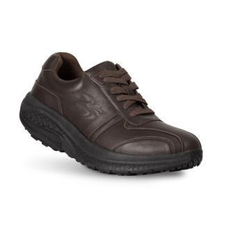 Men's Cloud Walk Brown Angle-2