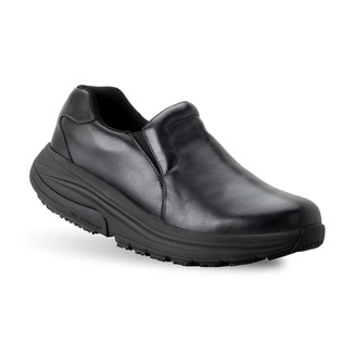 TB9030MBL Cloud Walk Black SLIP_ON